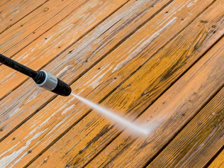 Deck & Fence Painting and Restoration Services