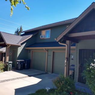 exterior painting in bend or
