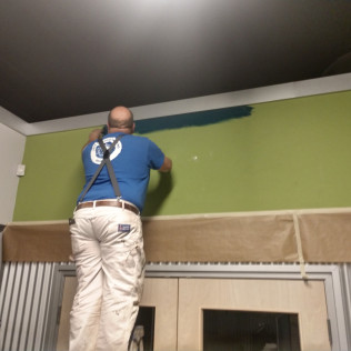 Interior painting in Bend, OR